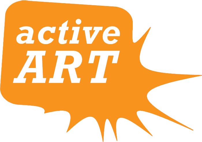 active art organge