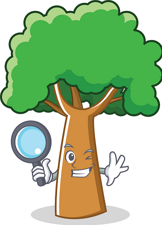 Tree detective smallest